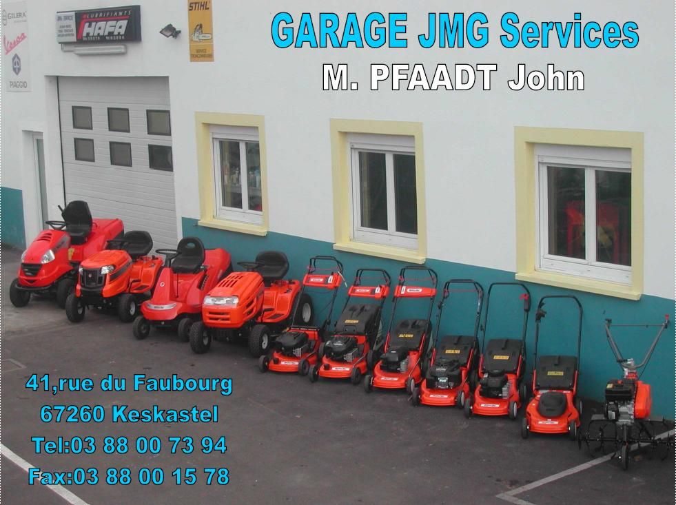 Index jmg services for Garage du faubourg le quesnoy
